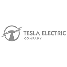 Tesla Electric Company Website by Colorado Web Design